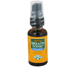 Herbal Breath Tonic Peppermint