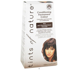 Conditioning Permanent Hair Color 4CH Rich Chocolate Brown