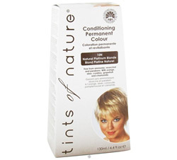 Conditioning Permanent Hair Color 10N Natural Platinum Blonde