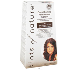 Conditioning Permanent Hair Color 6R Dark Copper Blonde