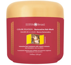 Henna Color Fixation Intensive Treatment Restorative Mask