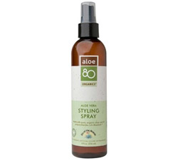 Aloe 80 Organics Styling Spray
