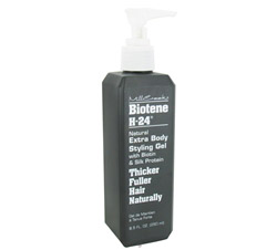 Biotene H-24 Natural Extra Body Styling Gel With Biotin & Silk Protein