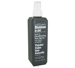 Biotene H-24 Natural Conditioning Hair Spray With Biotin & NaPCA