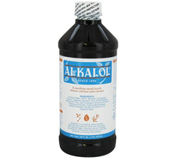 Alkalol Mucus Solvent and Cleaner
