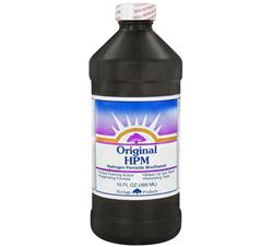 HPM Hydrogen Peroxide Mouthwash