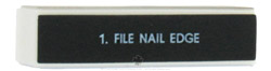 4 Sided Nail File and Buffer