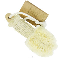 Nail Brush Sisal 6 inch CLEARANCE PRICED