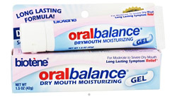 Oral Balance Dry Mouth Moisturizing Gel