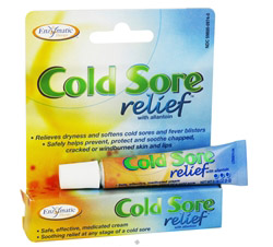 Cold Sore Relief With Allantoin