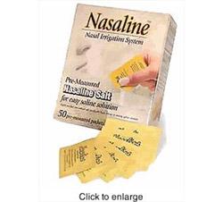 Nasaline Pre-Measured Salt
