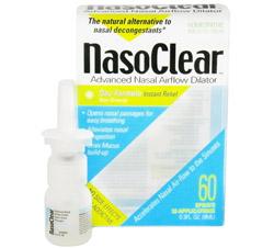 NasoClear Advanced Nasal Airflow Dilator Day Formula
