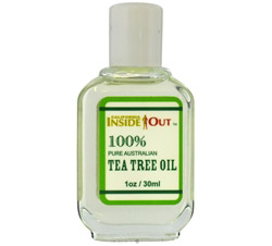 100% Pure Australian Tea Tree Oil