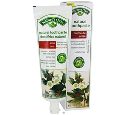 Natural Toothpaste Creme de Anise