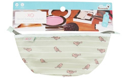 (ECO) Beauty Clutch Birds On A Wire LUCKY DEAL