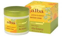 Alba Hawaiian Moisture Cream Jasmine & Vitamin E