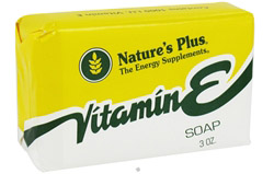 Vitamin E Soap 1,000 IU