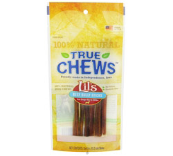 Lils Beef Bully Sticks For Dogs 6 Pack