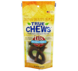 Lils Beef Bully Pretzels For Dogs