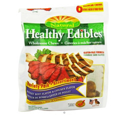 Healthy Edibles Bone Reguar Variety Pack