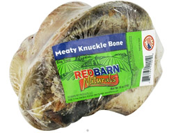 Natural Meaty Knuckle Bone Dog Chew