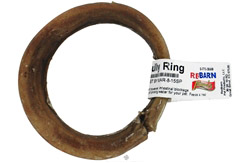 Natural Bully Ring Small Dog Chew