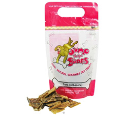 100% Natural Gourmet Pet Treats Tuna Albacore