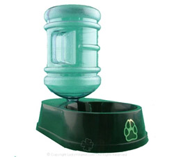Self-Filling Water Bowl for Pets