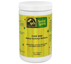 Pure MSM Methyl Sulfonyl Methane For Horses, Dogs & Cats