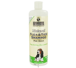 Natural Flea & Tick Shampoo For Dogs