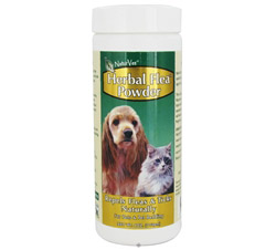 Herbal Flea Powder For Dogs & Cats CLEARANCE PRICED