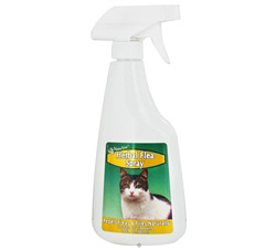 Herbal Flea Spray For Cats CLEARANCE PRICED