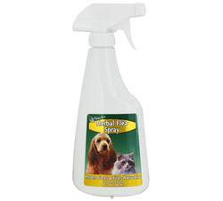 Herbal Flea Spray For Dogs & Cats