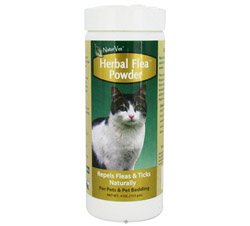 Herbal Flea Powder For Cats CLEARANCE PRICED