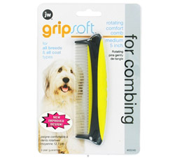 Gripsoft Rotating Comfort Comb Medium CLEARANCE PRICED