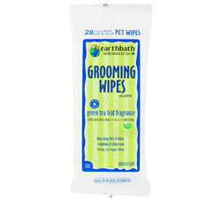Grooming Wipes With Awapuhi Green Tea Leaf CLEARANCE PRICED
