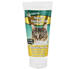 Natural Hairball Aid With Catnip