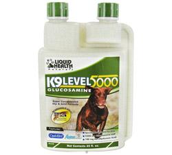 K9 Level 5000 Glucosamine