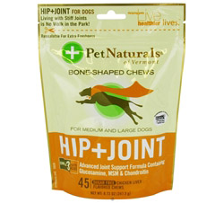 Hip & Joint Advanced Formula Soft Chews For Medium-Large Dogs Chicken Liver Flavored