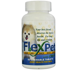 FlexPet with CM8 Joint Health