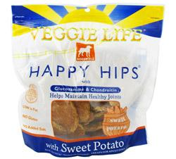 Veggie Life Happy Hips With Glucosamine & Chondroitin Sweet Potato Jerky
