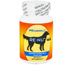 RE-NU Canine Natural Eggshell Membrane (NEM)