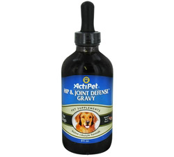 Hip & Joint Defense Gravy For Dogs Beef Flavor