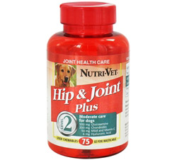 Hip & Joint Plus Level 2 For Dogs Liver