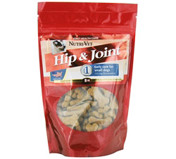 Hip & Joint Level 1 Wafers For Dogs Peanut Butter