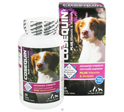 Advanced Strength Joint Health Supplement Plus Vitamins & Minerals For Dogs formerly Cosequin Multi for Small and Large Dogs
