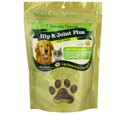 Hip & Joint Plus Soft Chews For Cats & Dogs