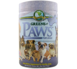 PAWS for Dogs with Glucosamine for Healthy Joints