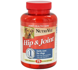 Hip & Joint Level 1 For Dogs Liver CLEARANCE PRICED