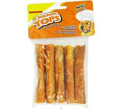 Chicken Tops Rolls Dog Treats
